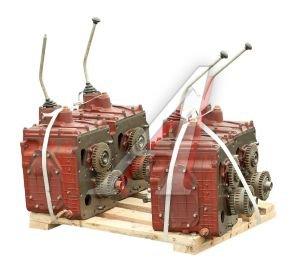 КПП МТЗ-82 (центр.упр) без привода ГХУ, электростартер РУП МТЗ 72-1700010-06, 72-1700010