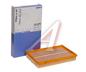 Фильтр воздушный KIA Sephia (95-) MAHLE LX676, 0K247-13Z40