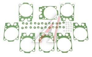 Ремкомплект КАМАЗ головки блока двигателя РТИ силикон (3 поз./48 дет.) СТРОЙМАШ 740.1003040РК,