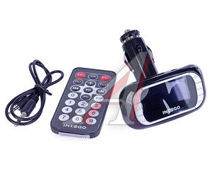 Модулятор FM плеер MP3 INTEGO FM-107 INTEGO FM-107, FM-107,