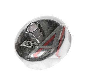 Съемник фильтров масляных 87мм 16-ти гранный (VOLVO,BMW) чашка JTC JTC-1522