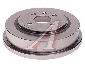 Барабан тормозной OPEL Astra G (98-05) задний (1шт.) TRW DB4391, 0568066