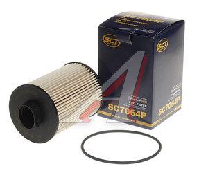 Фильтр топливный ГАЗ-3302 (дв.CUMMINS 2.8) SCT MANNOL SCT SC 7064, SC7064