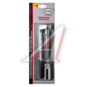 Ключ свечной трещоточный 21мм складной HEYNER HNR-42421, 424210
