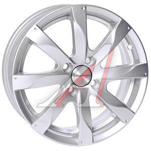 Диск колесный литой DAEWOO Nexia R14 Джемини БП K&K 4х100 ЕТ49 D-56,6