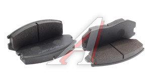 Колодки тормозные MITSUBISHI Colt передние (4шт.) HSB HP9268, GDB1129, MZ690330