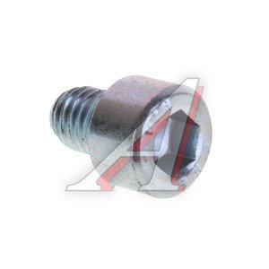 Болт М6х1.0х8 внутренний шестигранник DIN912