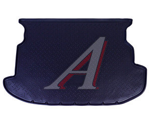 Коврик багажника SSANGYONG Action (11-) полиуретан NOR NPL-P-83-05