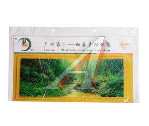 Коврик на панель приборов универсальный противоскользящий 400х160 с рисунком горный лес ART8102