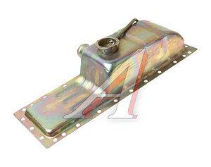 Бачок радиатора МТ-80,82 верхний (метал) (А) 70П-1301055,