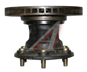 Ступица ЗИЛ-5301 передняя в сборе с диском, подшипником усиленная АМО ЗИЛ 5301-3199010-32