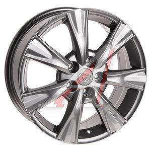 Диск колесный литой TOYOTA Camry,Rav 4 (-13) R17 TY82 GM REPLICA 5х114,3 ЕТ45 D-60,1