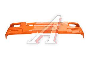 Облицовка буфера КАМАЗ-65115 (рестайлинг) широкая (оранжевый) ТЕХНОТРОН 65115-8416015-60