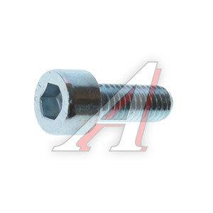 Болт М6х1.0х16 внутренний шестигранник DIN912