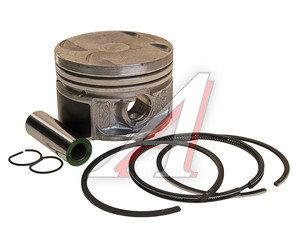 Поршень двигателя ЗМЗ-405 d=95.5 (с пальцем,поршн.и ст. кольцами) спец.покрытие 1шт. ЗМЗ 405.1004018-102
