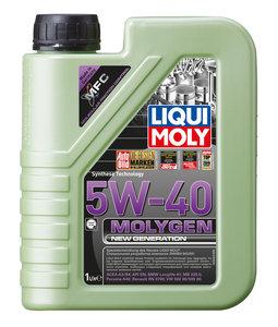 Масло моторное MOLYGEN синт.1л LIQUI MOLY LM SAE5W40 9053
