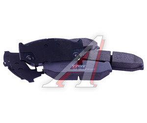 Колодки тормозные SUZUKI Swift (06-) передние (4шт.) TRW GDB3522, 55810-71L02