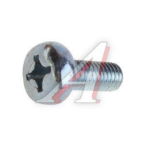 Винт М6х1.0х16 цилиндр под крест DIN7985