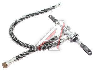 Клапан МАЗ включения привода сцепления со шлангами 250мм БААЗ 54323-1602738