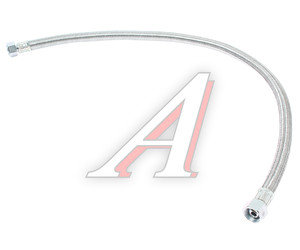 Шланг тормозной КАМАЗ-ЕВРО-2 задний в металлической оплетке (гайка-гайка) L=800мм 6520-3506060-20, 6520-3506060-20 (задний)
