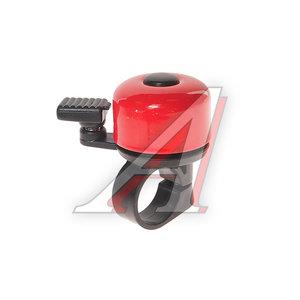 Звонок велосипедный JY-B4 красный JY-B4, 210043