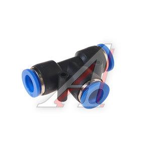 Фитинг для пластиковых трубок Т-образный 10мм ROCK FORCE RF-SPE10