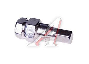 Ключ 6-гранный L=55мм для колесного крепежа ключ 19/21мм хром RACING КЛЮЧ19/21 IMPORT