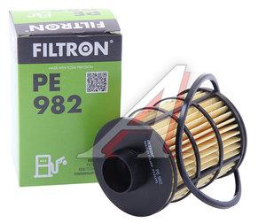 Фильтр топливный PEUGEOT Boxer CITROEN Jumper FIAT Ducato (06-) FILTRON PE982, KX208D,