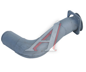 Труба приемная глушителя КАМАЗ-4308 4308-1203010-40, 4308-1203010-41