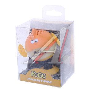 Ароматизатор на панель приборов гелевый (лимон) фигура Фугу Fugu PHANTOM PH3547 \Фугу Fugu, PH3547