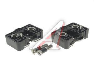 Фиксатор ВАЗ-2108,УАЗ-3163 замка двери бесшумный усиленный комплект 2108-6105014/15 усил.