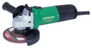 Машина углошлифовальная 800Вт 125мм 10000об/мин. HITACHI G13SD