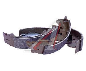 Колодки тормозные FORD Fusion,Fiesta,Ka MAZDA 2 задние барабанные (4шт.) OE 1236882, GS8454
