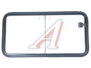 Рамка ГАЗ-2705 окна боковой двери в сборе со стеклом левая (ОАО ГАЗ) 3221-5403011-01