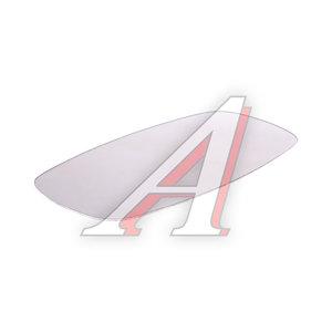 Элемент зеркальный КАМАЗ основной плоский 340х166мм КРУГОВОЙ ОБЗОР 5320-8201052 стекло, 5320-8201052
