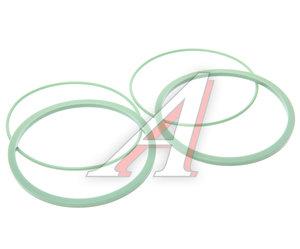 Ремкомплект КАМАЗ-ЕВРО фильтра грубой очистки масла силикон (2 поз./4 дет.) СТРОЙМАШ 7406.1012083/86РК, 7406.1012083-02, 7406.1012083