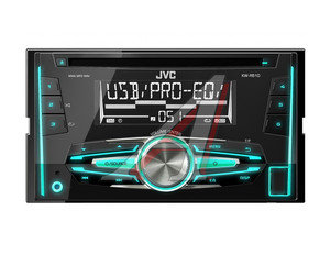 Магнитола автомобильная 2DIN JVC KW-R510EE JVC KW-R510EE