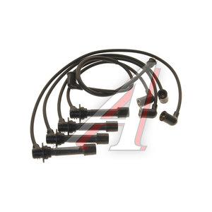Провод высоковольтный MAZDA 626 (87-92) комплект BREMI 600/242, ZEF866, 8BG9-18-140
