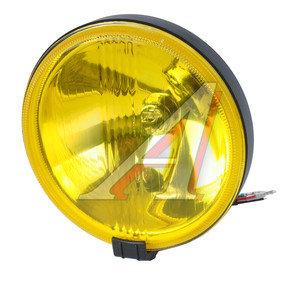 Фара дополнительная NS-100 Yellow-дальний,185мм (1шт.с крышкой) 12V SIRIUS NS-100Y