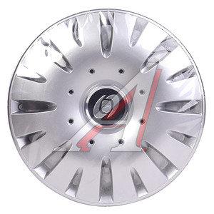 Колпак колеса R-13 декоративный серый комплект 4шт. 108 108 R-13,