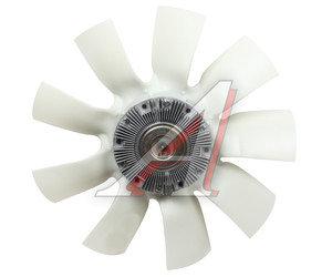 Вентилятор ТМЗ 660мм с вязкостной муфтой (8481.1318006) в сборе BORG WARNER 020005628