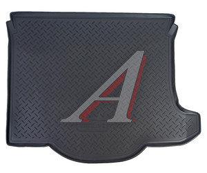 Коврик багажника MAZDA 3 седан (03-09) полиуретан NOR NPL-P-55-03,