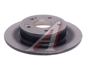 Диск тормозной HONDA Accord (08-) задний 1шт (min 2шт.) TRW DF4982