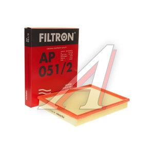 Фильтр воздушный OPEL Astra G (00-05), Zafira (00-05) (2.2 16V) FILTRON AP051/2, LX1503