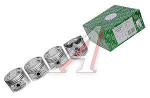 """Поршень двигателя ВАЗ-21124 d=82.8 """"А"""" V-1.6 комплект СТК ТАЯ 21124-1004015-32A, 74235, 21124-1004015-32"""