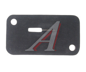 Прокладка ГАЗ-3307,3309 ручки двери малая (ОАО ГАЗ) 4301-6105274-02