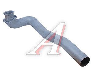 Труба приемная глушителя КАМАЗ-6520 левая (ОАО КАМАЗ) 6520-1203014