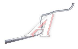 Труба приемная глушителя ЗИЛ-131 левая 131-1203011-Б2