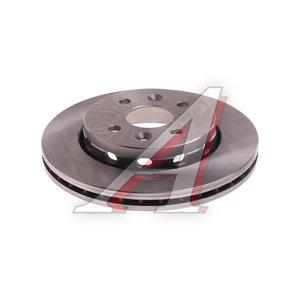 Диск тормозной KIA Spectra,Shuma передний (1шт.) VALEO PHC R2009, DF7178, 0K2N1-33251