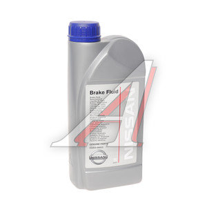 Жидкость тормозная DOT-4 1л NISSAN OE KE903-99932, NISSAN DOT-4